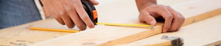 Domy drewniane - remont